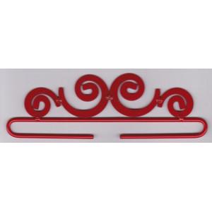 Beslag      Spiral        röd         18cm