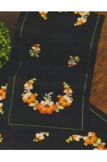 Ritad löpare   Blomsterprakt               29x76cm
