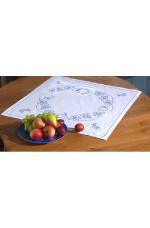 Duk köksset äpple  66x66 cm